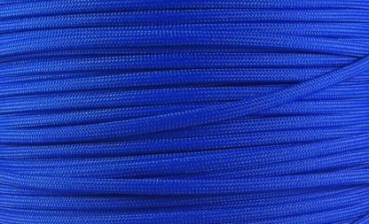 Neon Royal Blue Paracord