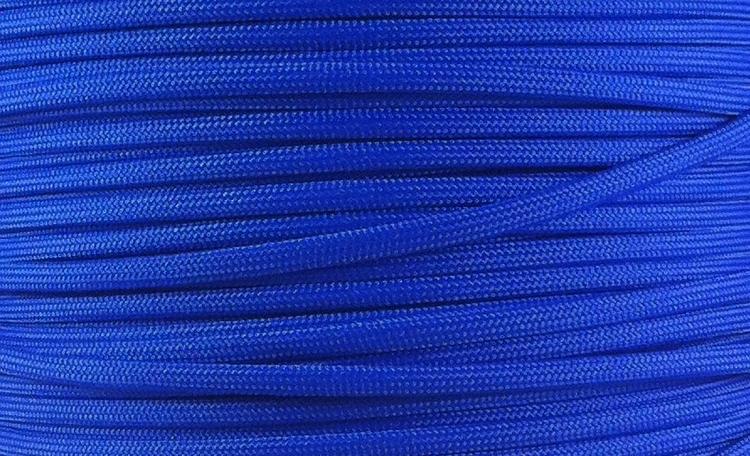 Neon Royal Blue Paracord