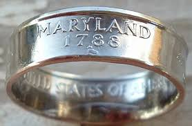 Maryland Quarter Ring