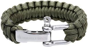 D-Shackle Sample Bracelet