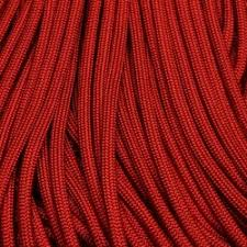 Imperial Red Paracord